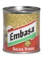 Embasa - Green Tomatillo Sauce - Salsa Verde
