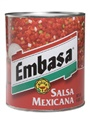 Embasa Red Salsa Mexicana