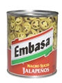 Embasa Nacho Sliced Jalape�os