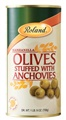 Roland Olives Stuffed with Anchovies