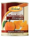 Roland Whole Mandarin Orange Segments