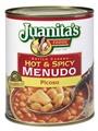 Juanita's Hot & Spicy Menudo Foodservice