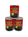 La Costena Whole Black Beans (Pack of 3)