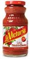 La Victoria Thick 'N Chunky Salsa - Salsas -  Hot