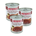 Herdez Chipotles in Adobo Sauce (Pack of 3)
