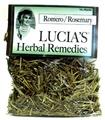 Lucia's Herbal Remedies Romero / Rosemary