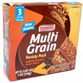 Bimbo Multigrain Variety Pack Nuts and Flaxseed 6 Twin Pack (Pack of 3)
