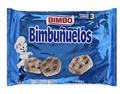 Bimbunuelos Bimbo - Bunuelos Crispy Wheels Pastry - 3 packs