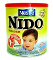 Nido Kinder Milk by Nestle