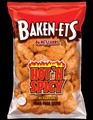 Baken-ets Hot' n Spicy Pork Rinds / Chicharrones (Pack of 3)