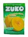 Zuko Melon / Cantaloupe Drink Mix (1 Liter / 0.9 oz) (Pack of 3)