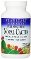 Cactus Nopal Pills by Malabar - For Diabetes and Weight Loss