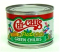 CHI-CHI'S Diced Green Chilies