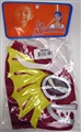Boy/Girl Mexican Wrestling Mask Assorted Colors