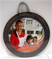 Comal de fierro Redondo #1 / Round Skillet Comal #1 Metal Plate Griddle