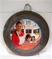 Comal de fierro Redondo #2 / Round Skillet Comal #2 Metal Plate Griddle