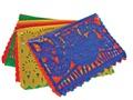 Fiesta Decorative Plastic Banner - Papel Picado de Plastico