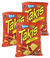 Takis Xplosion Cheese and Chili Pepper by Barcel (Pack of 3)