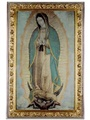 Our Lady of Guadalupe Poster - Original Size Virgin of Guadalupe