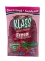 KLASS Strawberry Drink Mix (Pack of 3)