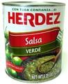 Herdez Salsa Verde (102 oz)