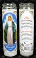 Miraculous Mother Candle (Pack of 6)