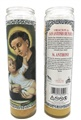 Saint Anthony of Padua Candle (Pack of 6)