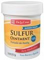 Pomada de Azufre - Sulfur Ointment by De La Cruz