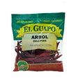 Dried Chile de Arbol pepper by El Guapo