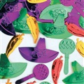Ole Embossed Confetti Mixes 1/2""