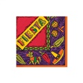 Fiesta Party Lunch Napkins
