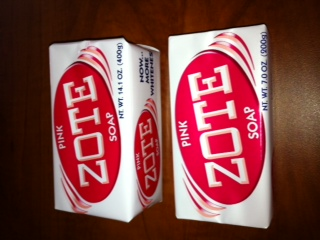 Zote Pink Laundry Soap Pack Of 4