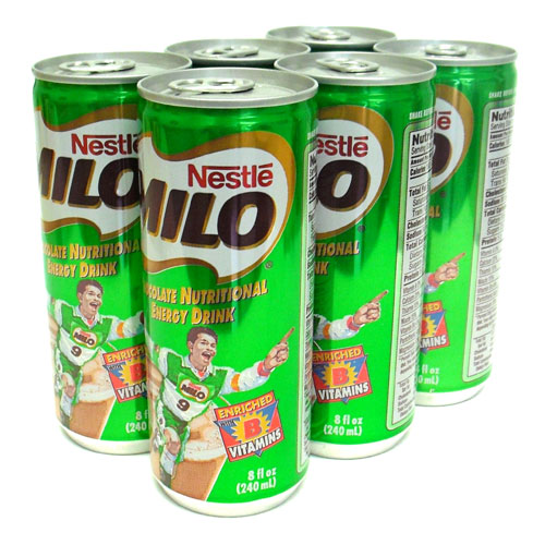 Is Milo a very fattening drink/roughly how fattening is one cup?