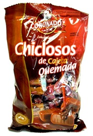 Picture of Coronado Chiclosos de Cajeta Quemada 40 count - Item No. 00861-02018