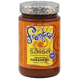 Picture of Frontera Habanero Salsa 16 oz.- Item No.04183-11030
