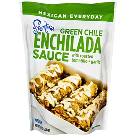 Picture of Frontera Green Chile Enchilada Sauce (8 oz.) Pack of 3 - Item No. 04183-12143
