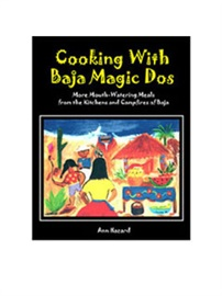 Picture of Cooking with Baja Magic Dos by Ann Hazard - Item No. 0965322343