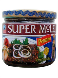 Picture of Mole Sauce - Super Mole Poblano Ready to Serve 11.5 oz - Item No. 10067