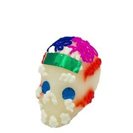 Picture of Calaveras de Azucar - Sugar Candy Skulls Dia de Muertos - Small- Item No.10069-3