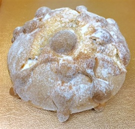 Picture of Pan de Muerto - Day of the Dead Mexican Bread - Large - Item No. 10069-large