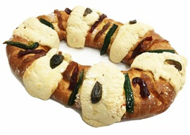 Picture of Rosca de Reyes Bread Large - Item No. 10096-large