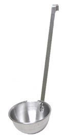 "Picture of Ladle Scoop for Vitrolero - Cucharon para Aguas Frescas 13""x4"" - Item No. 10795-92175-6"
