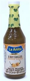 Picture of La Anita Roasted Orange Habanero Hot Sauce 4 oz- Item No.11848-20571