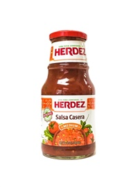 Picture of Salsa Casera Herdez Medium 24 oz. - Item No. 1224