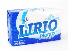 Picture of Lirio Laundry Soap White / Blanco 14.1 oz - Item No. 12388-00063