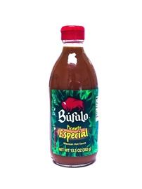 Picture of Mexican Hot Sauce Picante Especial by Bufalo 13.5 oz. - Item No. 1248