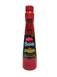 Picture of Jalapeno Hot Sauce by Bufalo 5 oz. - Item No. 1250