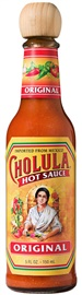 Picture of Hot Sauce - Cholula Mexican Hot Sauce Original 5 oz. - Item No. 1254