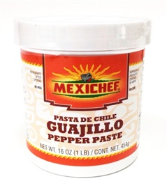 Picture of Chile Guajillo - Guajillo Pepper Paste by MexiChef 1 lb. - Item No. 13006