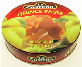 Picture of La Costena Ate de Membrillo - Quince Fruit Paste 25 oz- Item No.1301